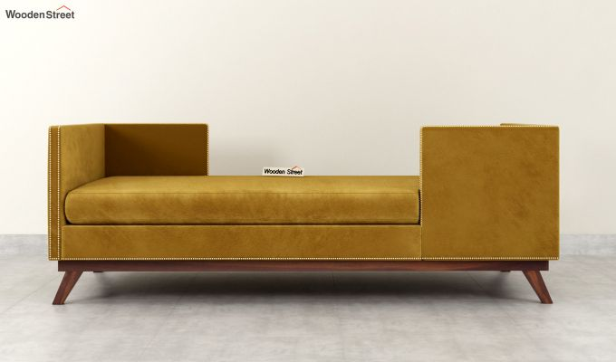 Estelle Chaise Lounge (Olive Gold)-3