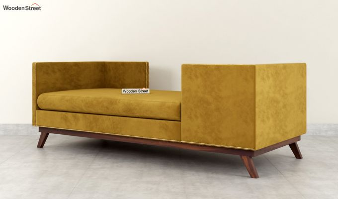 Estelle Chaise Lounge (Olive Gold)-4