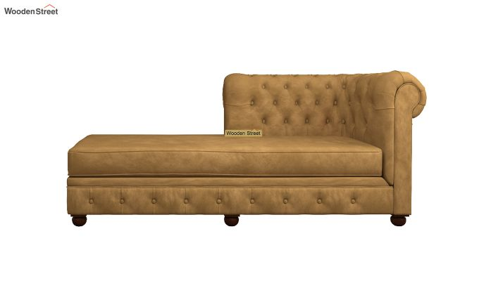 Henry Chaise Lounge (Chestnut Brown)-3