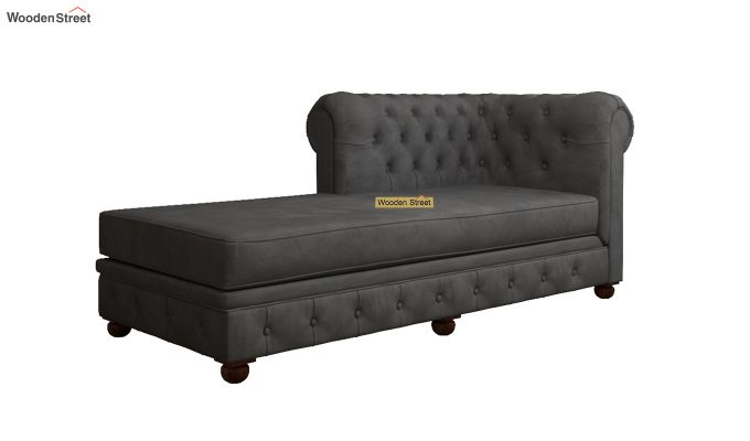 Henry Chaise Lounge (Graphite Grey)-2