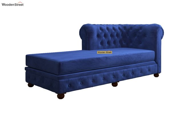 Henry Chaise Lounge (Indigo Blue)-2