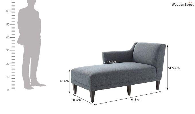 Opal Chaise Lounge (Warm Grey)-3