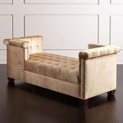 Sturges Chaise Lounge (Cream)