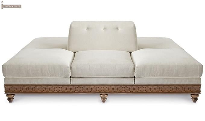 Tamiroff Chaise Lounge (Cream)-1