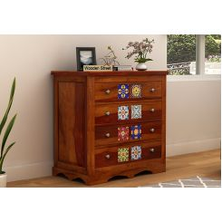 Boho Chest of Drawers