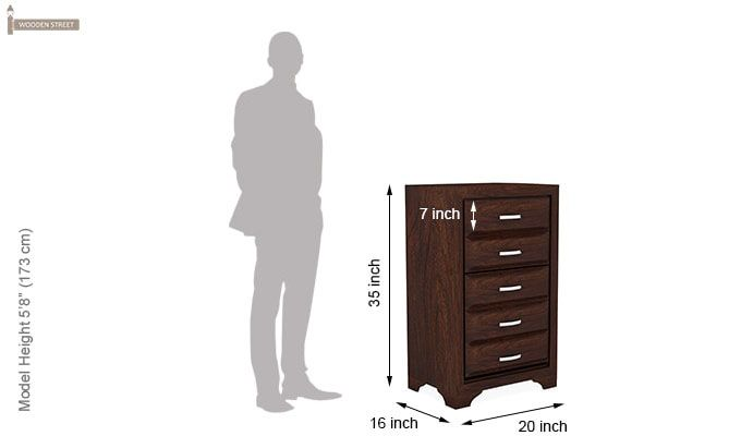 Carlton Chest of Drawers-4