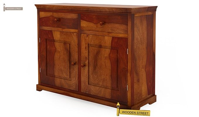 Charles Chest of Drawers (Honey Finish)-4
