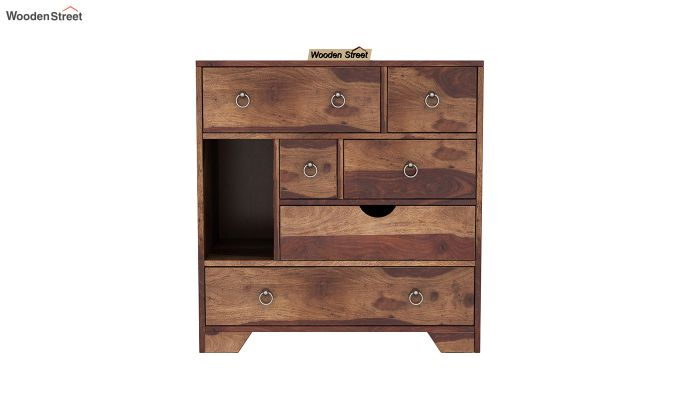 Emerson Chest Of Drawer (Teak Finish)-3