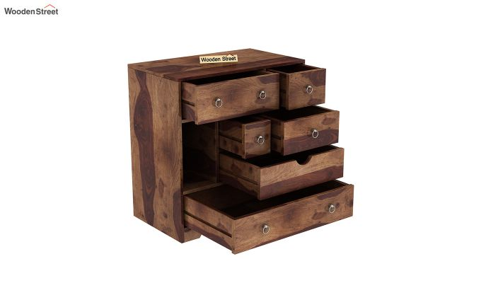 Emerson Chest Of Drawer (Teak Finish)-4