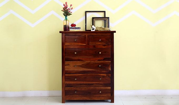 Garry Chest of Drawers -1