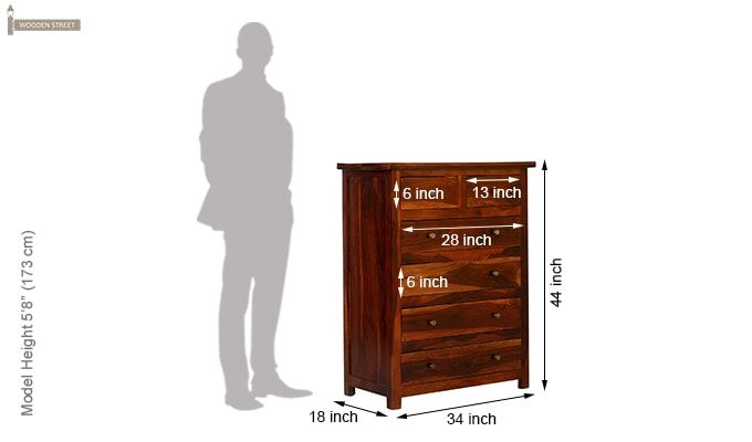 Garry Chest of Drawers -9
