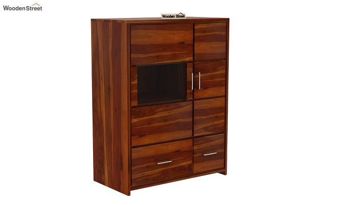 Hodor Cupboard (Honey Finish)-3