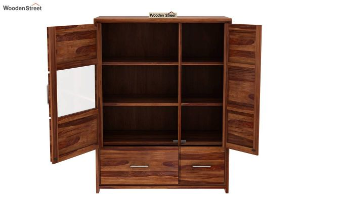 Hodor Cupboard (Teak Finish)-6