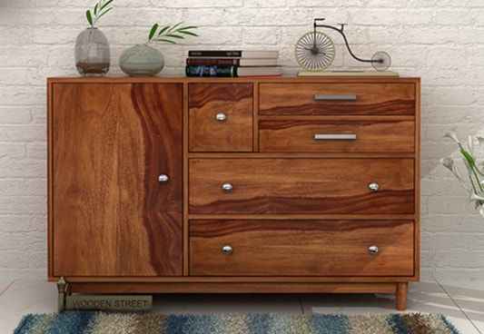 sheesham wood chest of drawer for sale