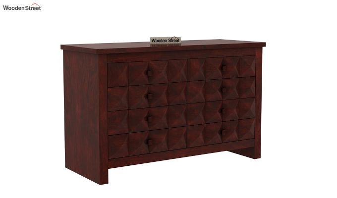 Morse Chest Of Eight Drawers (Mahogany Finish)-2