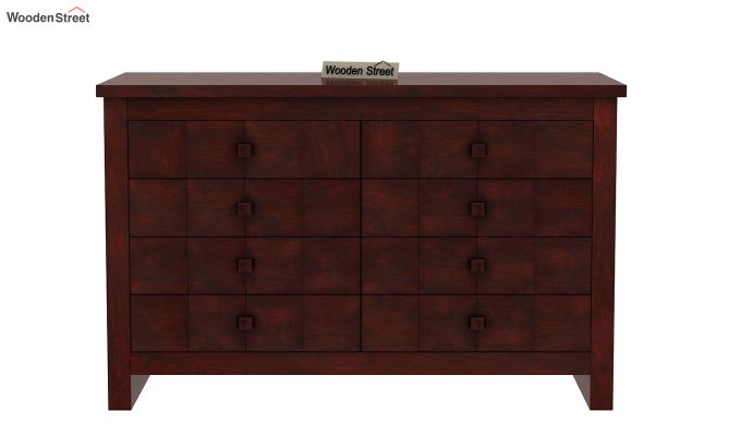 Morse Chest Of Eight Drawers (Mahogany Finish)-3
