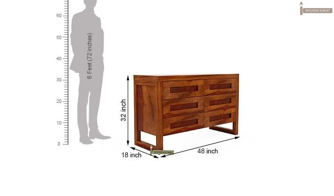 Rahian Chest of Drawers -7