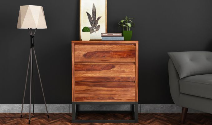Ray Loft Small Chest Of Drawer -1