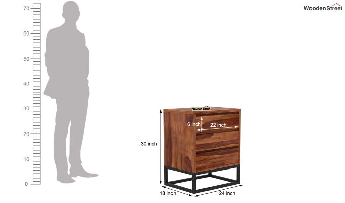 Ray Loft Small Chest Of Drawer -5