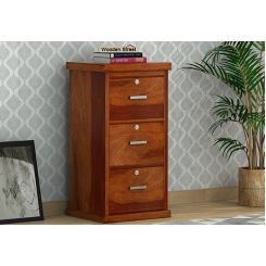 Austin Chest Of Drawers (Honey Finish)