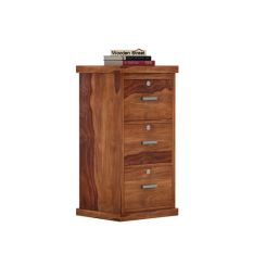 Austin Chest Of Drawers (Teak Finish)