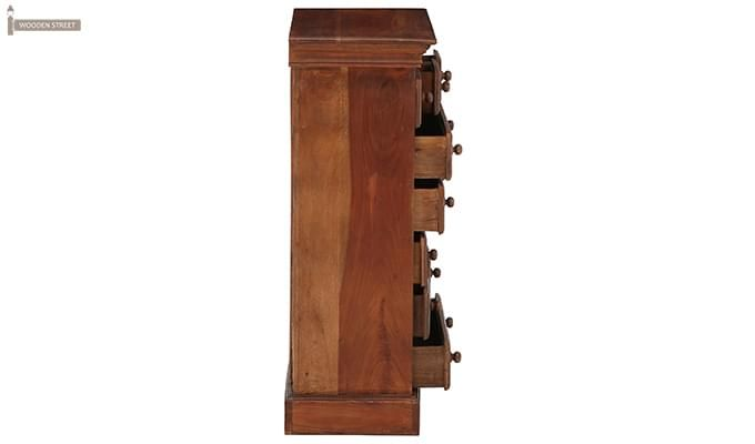 Chaplin Drawers Chest (Teak Finish)-5