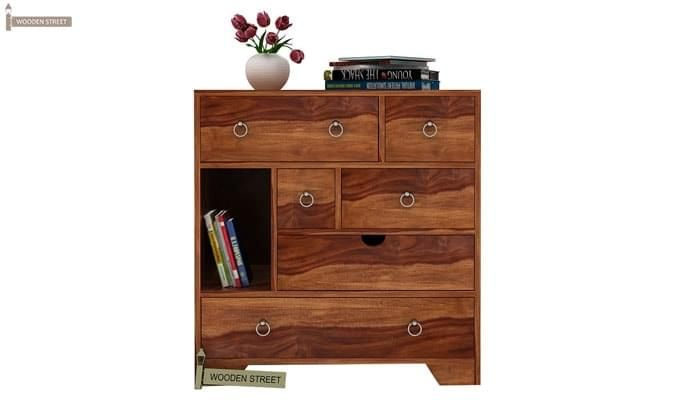 Emerson Chest Of Drawer (Teak Finish)-1