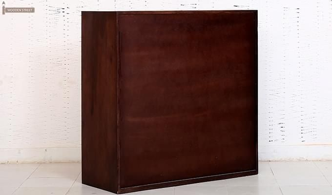 Grazor Chest Of Drawers (Mahogany Finish)-6