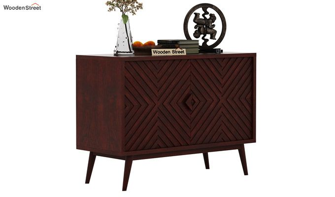 Horton Chest Of Drawer (Mahogany Finish)-2