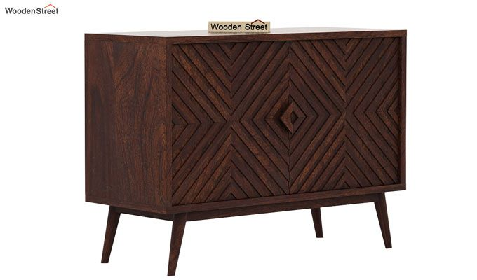 Horton Chest Of Drawer (Walnut Finish)-4