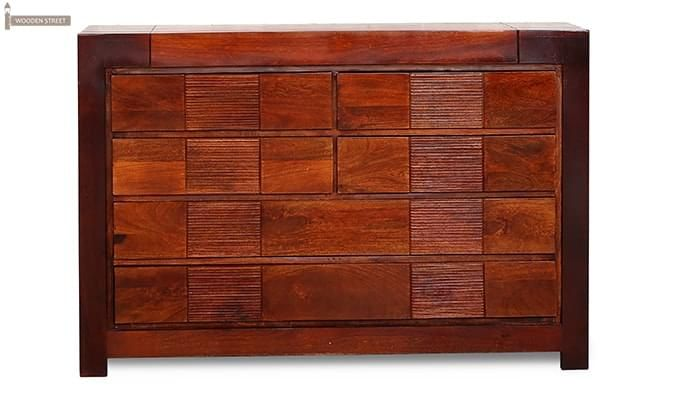 Kelly Cabinet Of Drawers (Mahogany Finish)-3