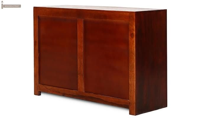 Kelly Cabinet Of Drawers (Mahogany Finish)-7