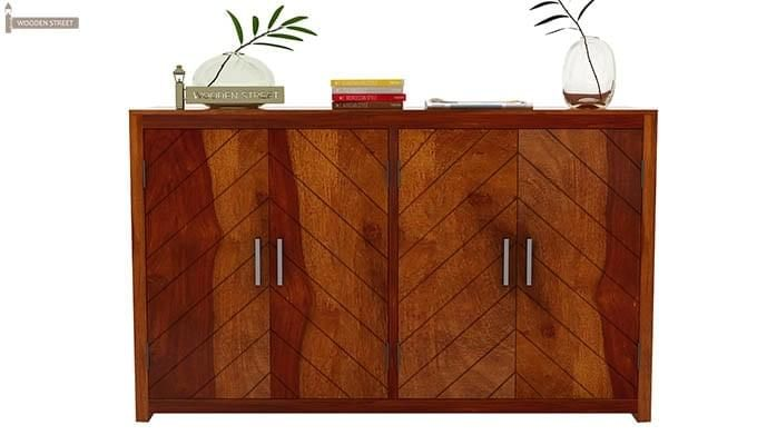 Neeson Sideboard (Honey Finish)-1