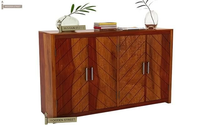 Neeson Sideboard (Honey Finish)-2