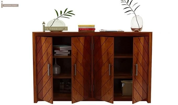 Neeson Sideboard (Honey Finish)-4