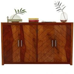 Neeson Sideboard (Honey Finish)