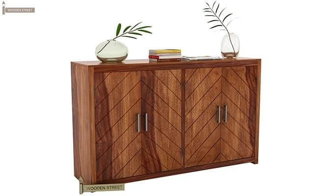Neeson Sideboard (Teak Finish)-4