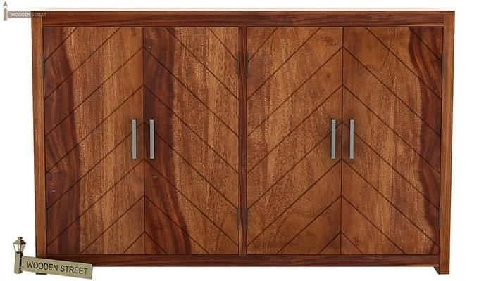 Neeson Sideboard (Teak Finish)-2