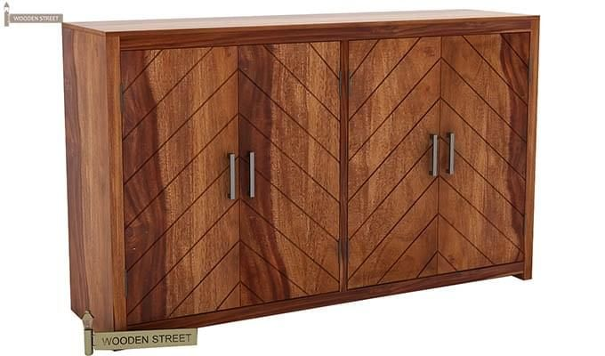 Neeson Sideboard (Teak Finish)-3