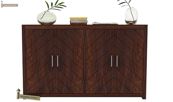 Neeson Sideboard (Walnut Finish)-1