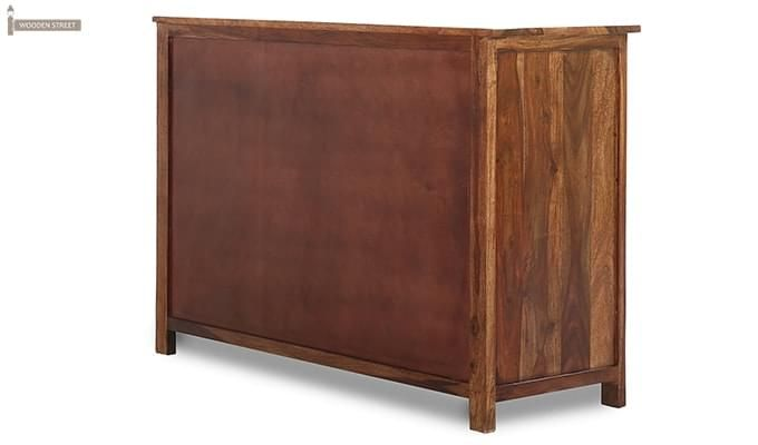 Olympus Chest Of Drawer (Teak Finish)-6