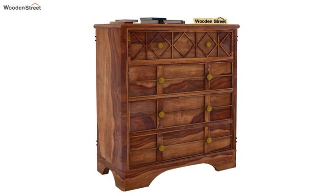 buy swirl chest of drawers teak finish online in india 16989 | 1 680x400