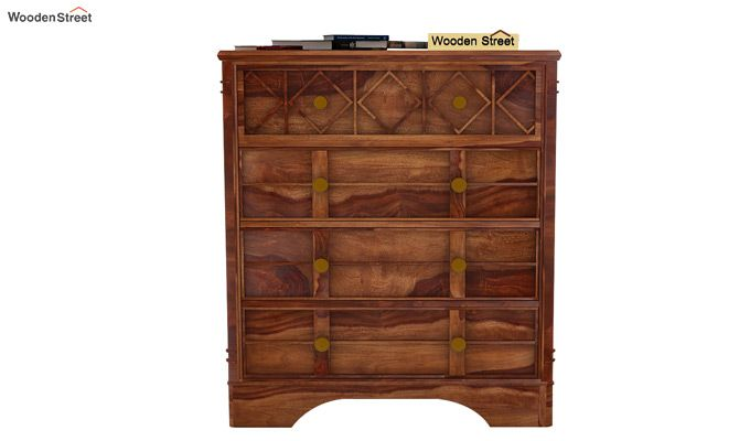 room to go furniture buy swirl chest of drawers teak finish in india 16989