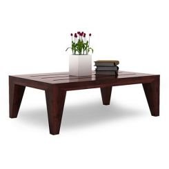 Hugo Tea Table (Mahogany Finish)