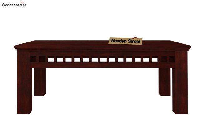 Adolph Coffee Table (Mahogany Finish)-4