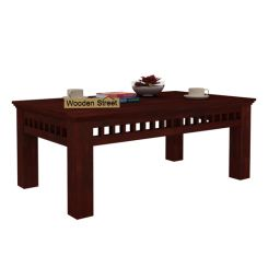 Adolph Coffee Table (Mahogany Finish)