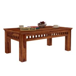 Adolph Coffee Table (Teak Finish)
