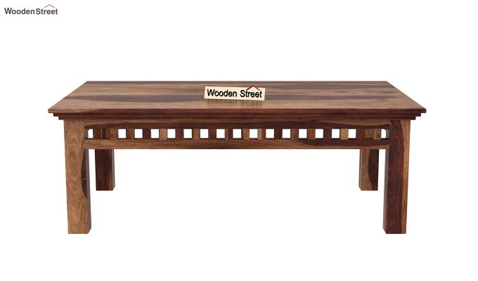 Adolph Coffee Table (Teak Finish)-4