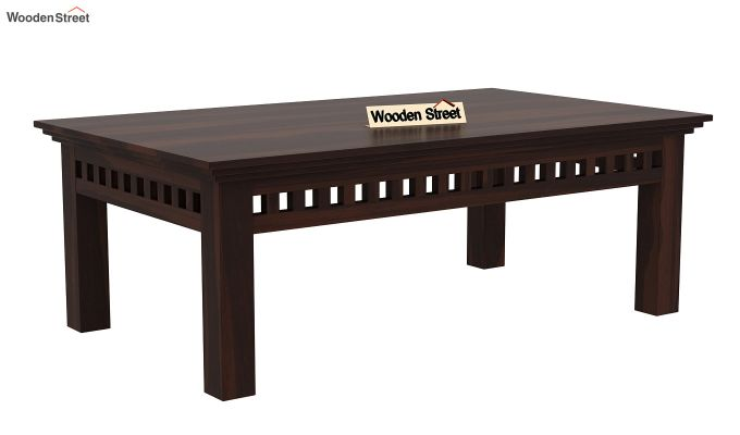 Adolph Coffee Table (Walnut Finish)-3