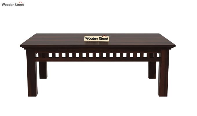Adolph Coffee Table (Walnut Finish)-4
